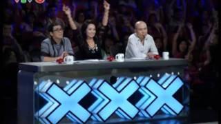 Vũ Đình Tri Giao - 9 tuổi - You Raise Me Up - Vietnam's Got Talent