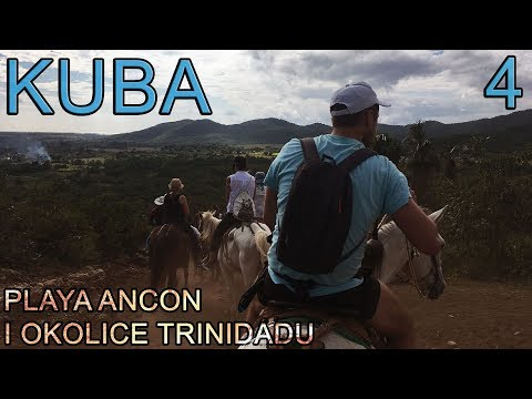 Kuba - Okolice Trinidadu i Playa Ancon (4)