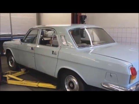 1988 Volga GAZ 24 10  Detailed Overview, AlphaCars & Ural of New England