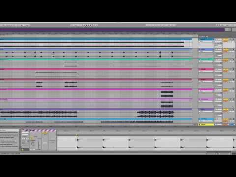 Fixing Tempo Changes Using Ableton Live