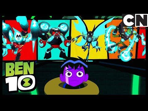 Бен 10 на русском | Внутреннее вторжение, часть 4: Интеллект превыше материи | Cartoon Network