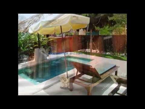 เดอะ เรสซิเดนท์ หัวหิน บ้านพักหัวหิน 3 ห้องนอน  Pool Villa พัก 2 - 6 คน