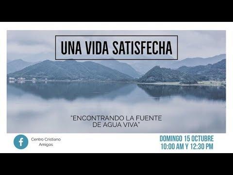 066 UNA VIDA SATISFECHA / OMAR HERNANDEZ