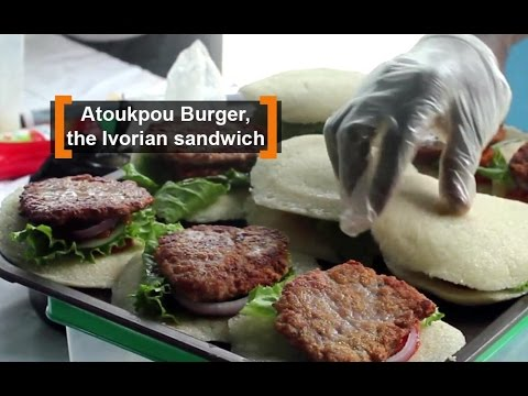 Cote d'Ivoire: Atoukpou Burger, the Ivorian sandwich