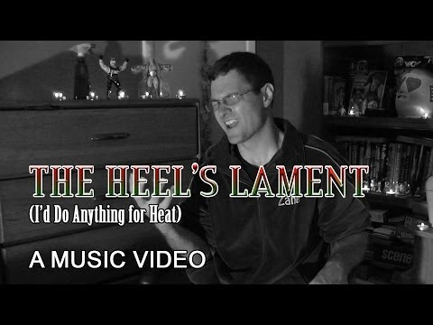 The Heel's Lament [MUSIC VIDEO] | Wrestling With Wregret