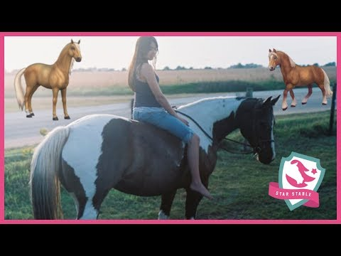 I'll Be There - Lisa Peterson 🐴 Star Stable Online Music Video #IllBeThereChallenge