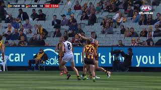 AFL The 10: the best marks of 2017