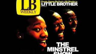 Little Brother - Welcome To The Minstrel Show (Instrumental) [Track 1]