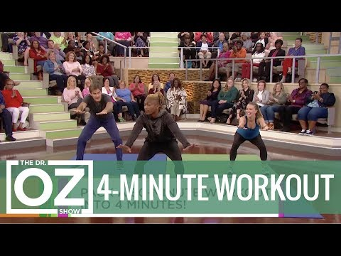The 4-Minute Workout Thats Just as Effective as a 30-Minute Workout