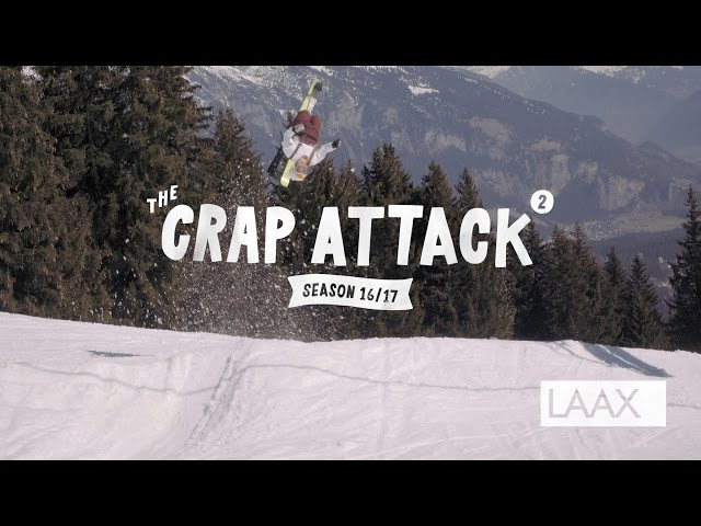 The Crap Attack 2017 #2 LAAX
