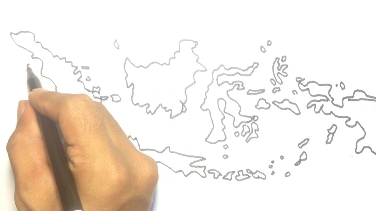 05/09/2021· gambar peta indonesia gampang bagaimana cara menggambar peta yang paling mudah. Menggambar Peta Indonesia Youtube