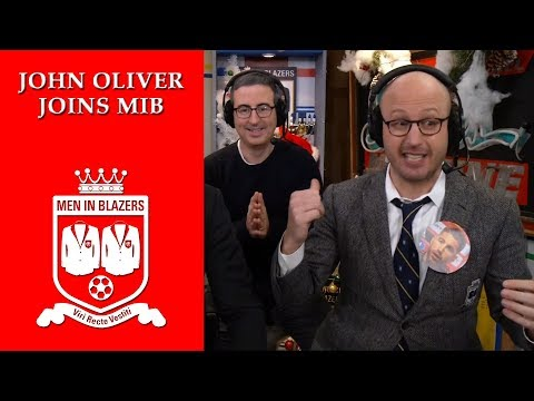 Men in Blazers: John Oliver recaps Liverpool's season so far | NBC Sports