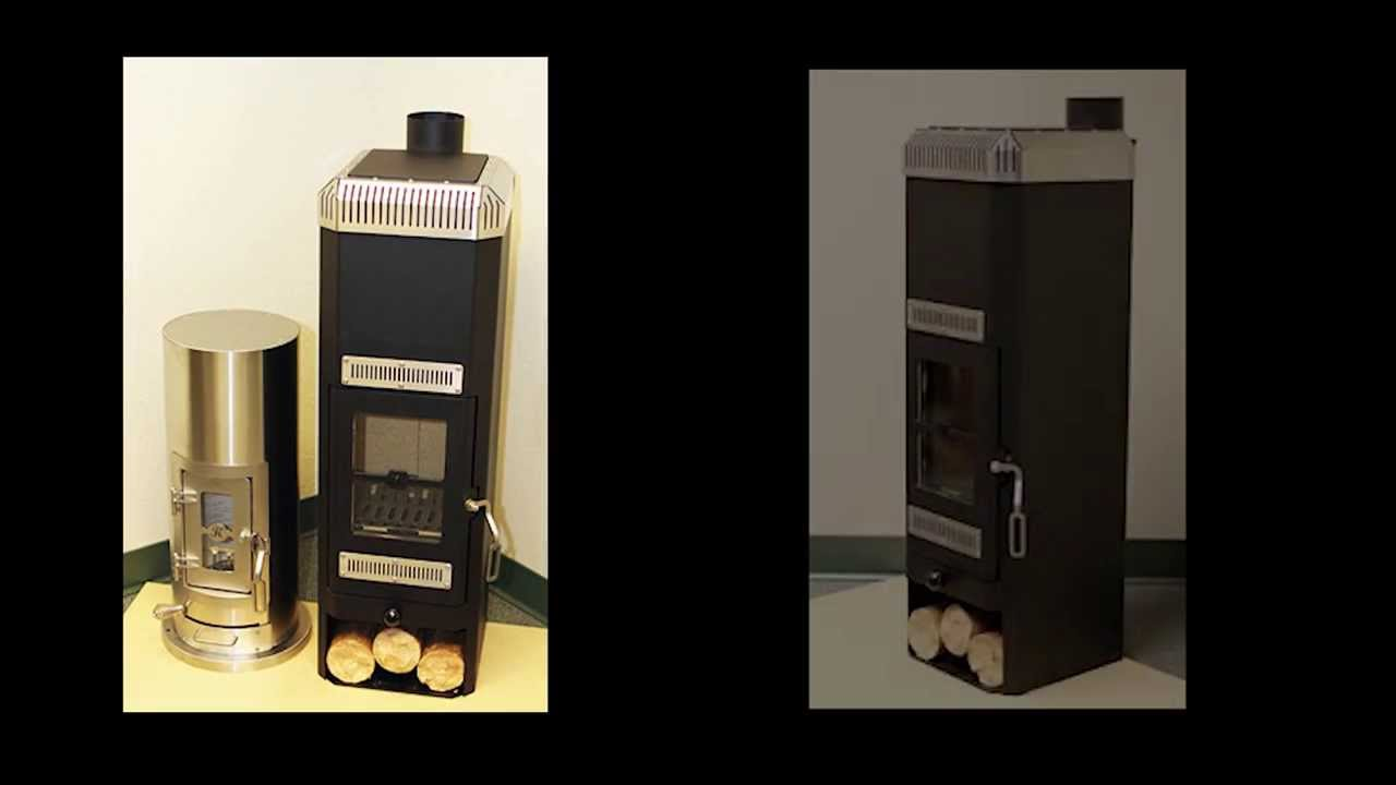 Kimberly™ & Katydid™ Wood Stoves - Kimberly™ & Katydid™ Wood Stoves - YouTube