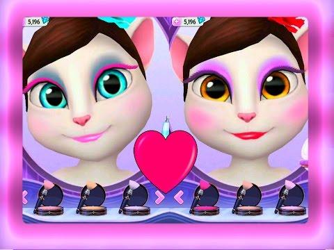 Игры Прически и макияж Играть в прически макияж