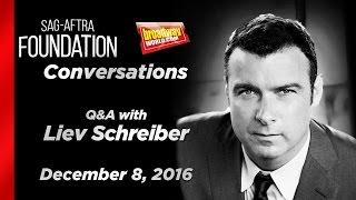 Conversations with Liev Schreiber