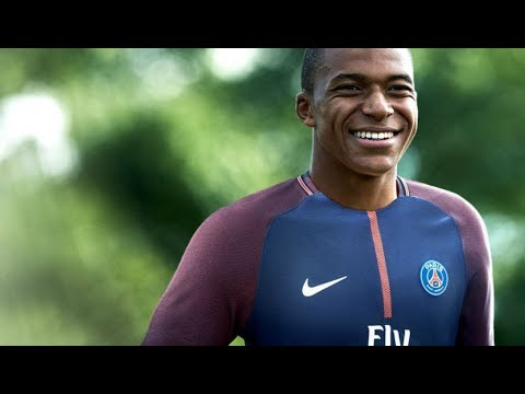 Kylian Mbappé ● 2017-18 ● Welcome to PSG ☆ Skills & Goals ☆