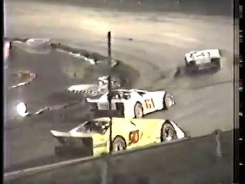 1991 Peoria Speedway IL State Championship