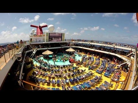 Cruise Voyage, Carnival Magic, Galveston TX, 6/29/14-7/6/14