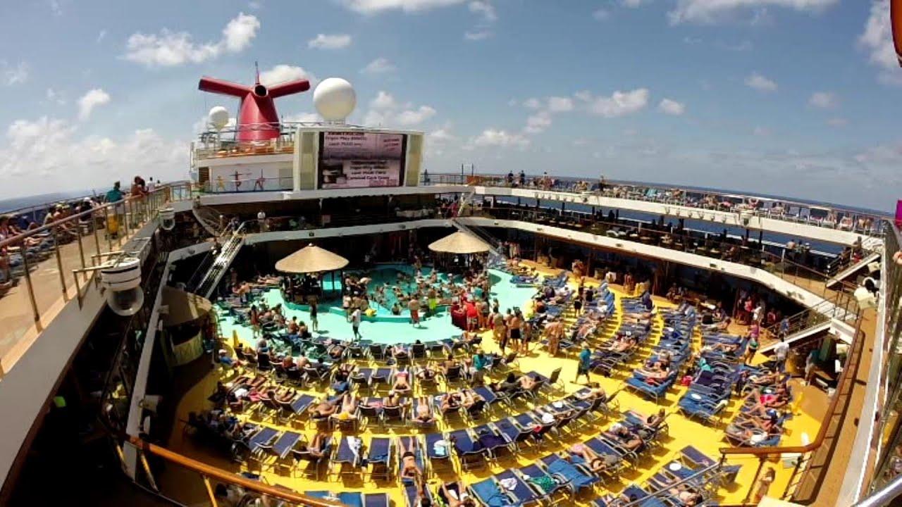 Cruise Voyage Carnival Magic Galveston Tx 6 29 14 7 6
