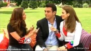 Jorge Salinas y Silvia Navarro - Especial SyP