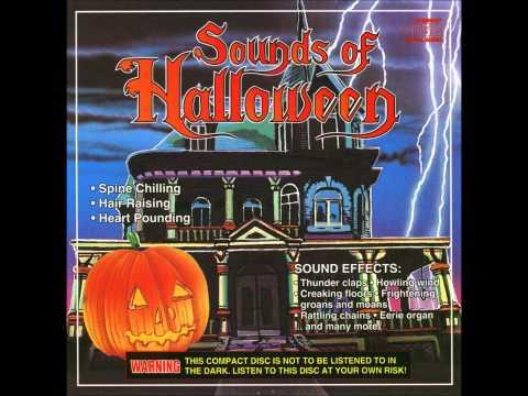 Best Sound Of Halloween (75 minutes of horror!)