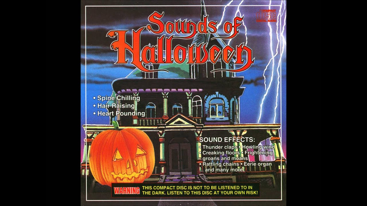 sound of halloween 75 minutes of horror youtube