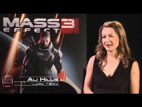 Mass Effect 3  VO Cast