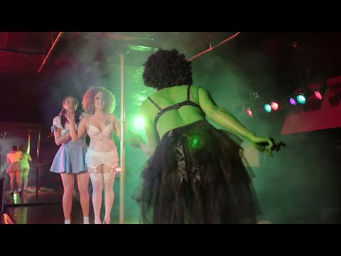BOURBON WHIZ (full feature film) The Wizard of Oz meets Bourbon Street featuring (MARISA WELLES)