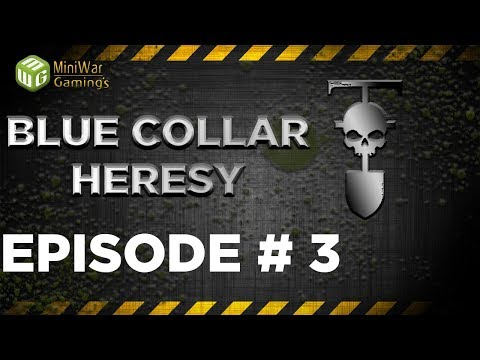 The Hab Block - Blue Collar Heresy (Dark Heresy 2nd Edition) Ep 3