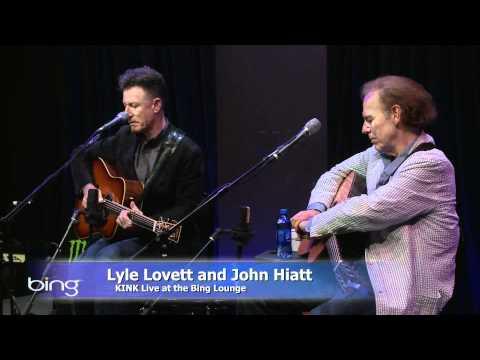 Lyle Lovett with John Hiatt - Nobody Knows Me (Bing Lounge)