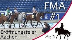 [FMA] #1 Eröffnungsfeier EM Aachen 2015 - Vorbereitungen