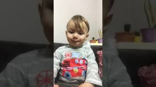 İnadına baba diyen bebek 2 (Geğiren Batınalp 😅)