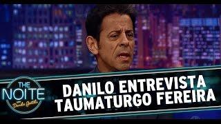 The Noite (23/12/14) - Entrevista com Taumaturgo Ferreira