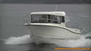 Quicksilver Captur 675 Pilothouse + Mercury F 150 XL EFI