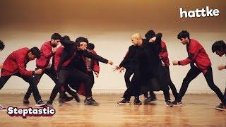 ULTIMATE Group Dance Choreography | Aankh Marey | V-Defyn IIT Delhi @ Tarang'19 | Hattke
