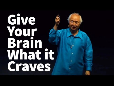 Let's Talk Change: Give Your Brain What it Craves