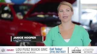 Customer Testimonial - Janice | Lou Fusz Buick GMC in St Louis, MO