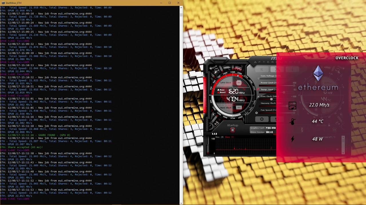 Inno3D GeForce P106-90 Compact 3Gb: обзор и тестирование в майнинге