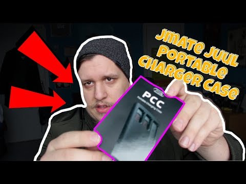 Jmate JUUL Charger Case Review and Giveaway