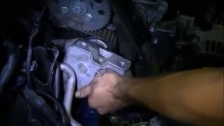 Enlever support moteur inferieur droit   Volkswagen Golf IV 1 9 TDI 130 ASZ