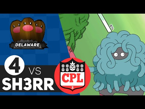 Pokémon Showdown Live Battle! [CPL S2W4] Delaware Dugtrios (0-2) vs. Miami Heatmors (2-1)