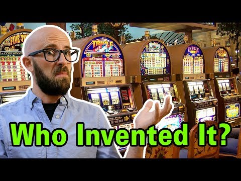 Who Invented The Slot Machine?