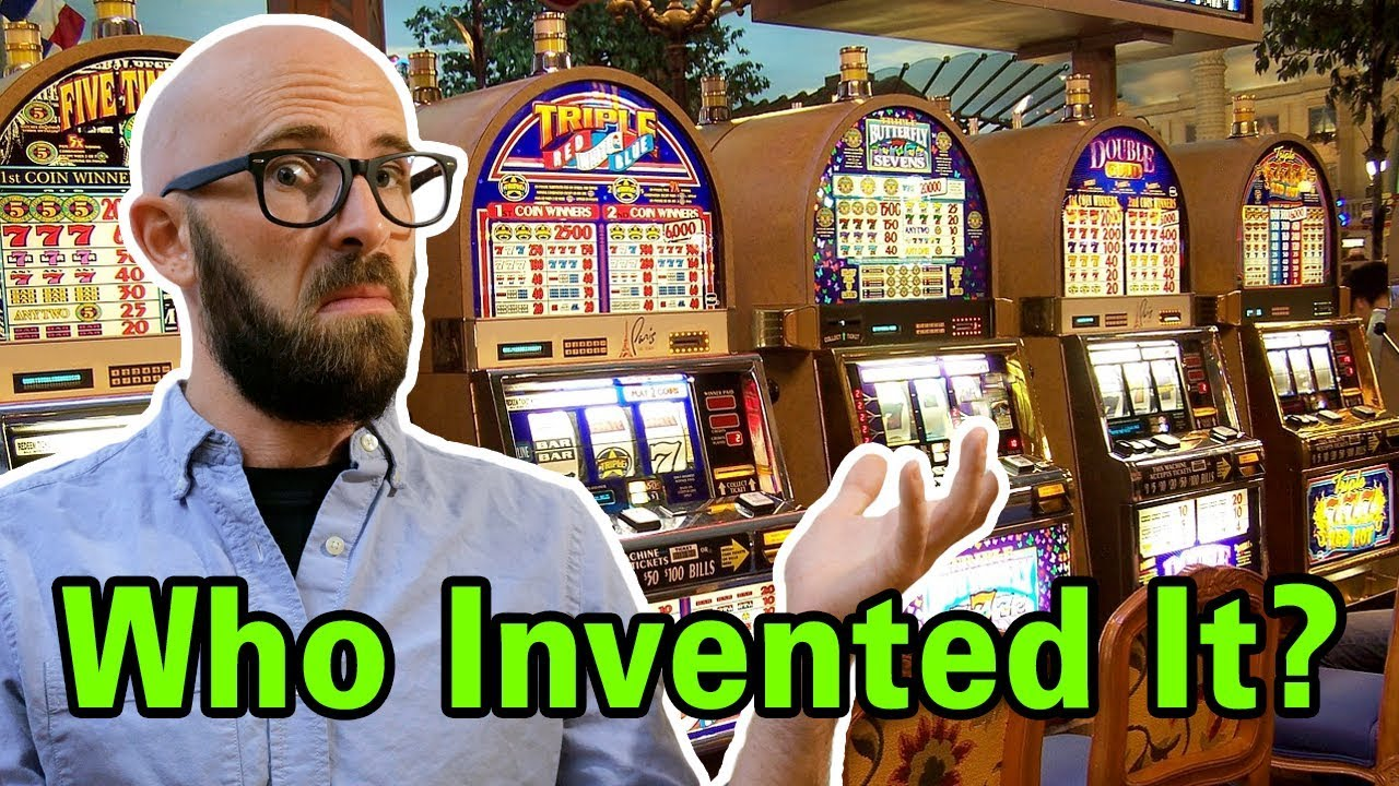When Were Slot Machines Invented