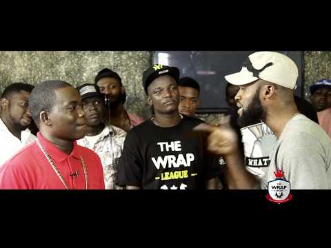 Gunner vs Earl jon Murder Intent Event (Official Battle) Nigerian rap battle league