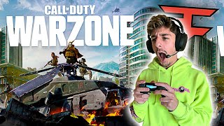 FaZe Rug Plays CoD: Warzone (BATTLE ROYALE)
