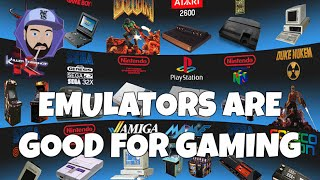 Emulators Are GOOD For Gaming | Ask RGT 85