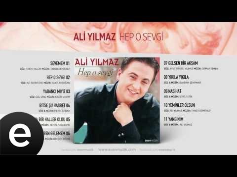 Bana Bir Haller Oldu (Ali Yılmaz) Official Audio #banabirhalleroldu #aliyılmaz
