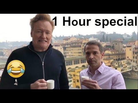 Conan Jordan Schlansky 1 hour special
