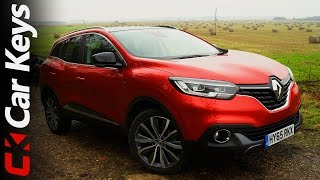 Renault Kadjar 2016 review - Car Keys
