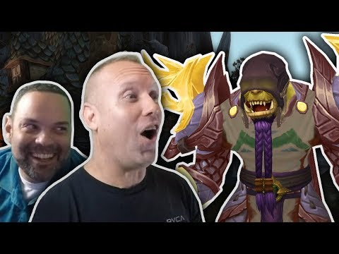 POR LA HORDA - Battle For Azeroth Beta Key Giveaway Highlights (Marksman Hunter PvP)